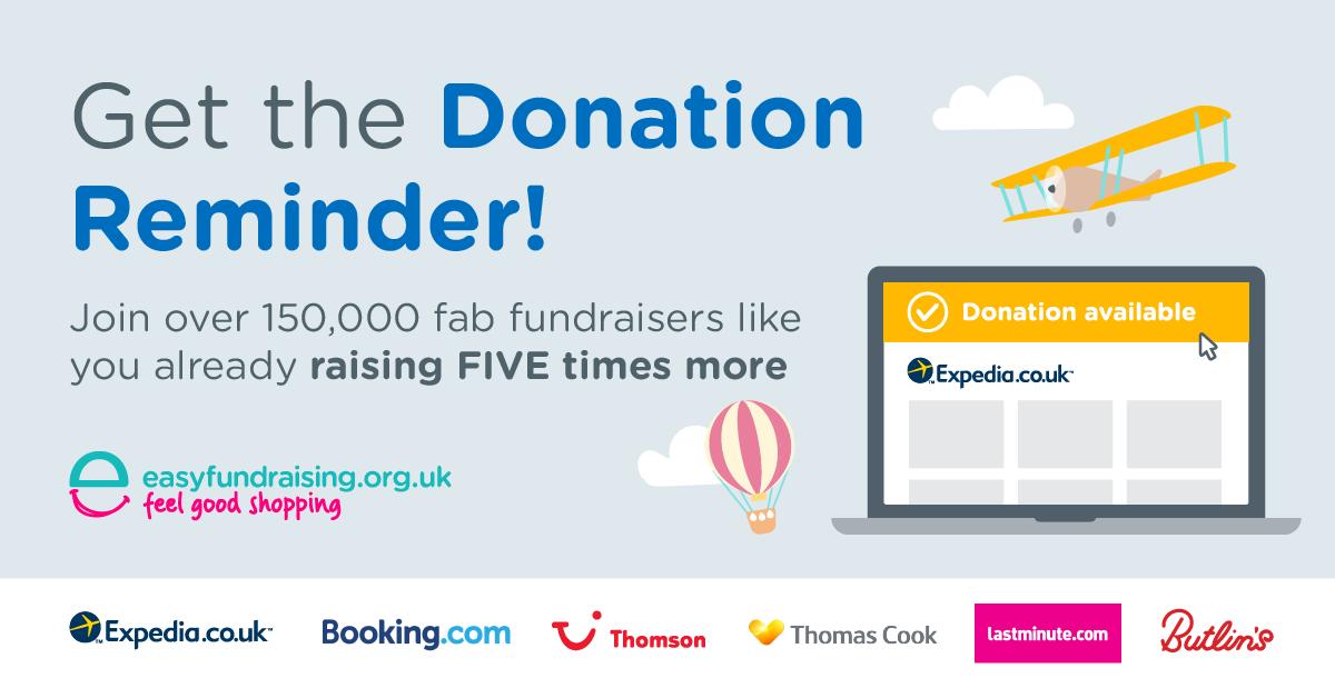 Donation Reminder