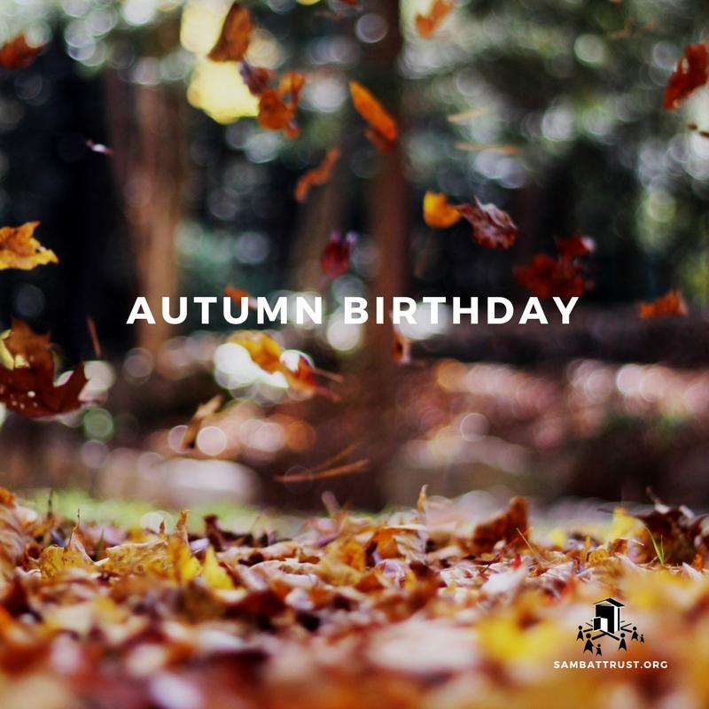 AutumnBirthday
