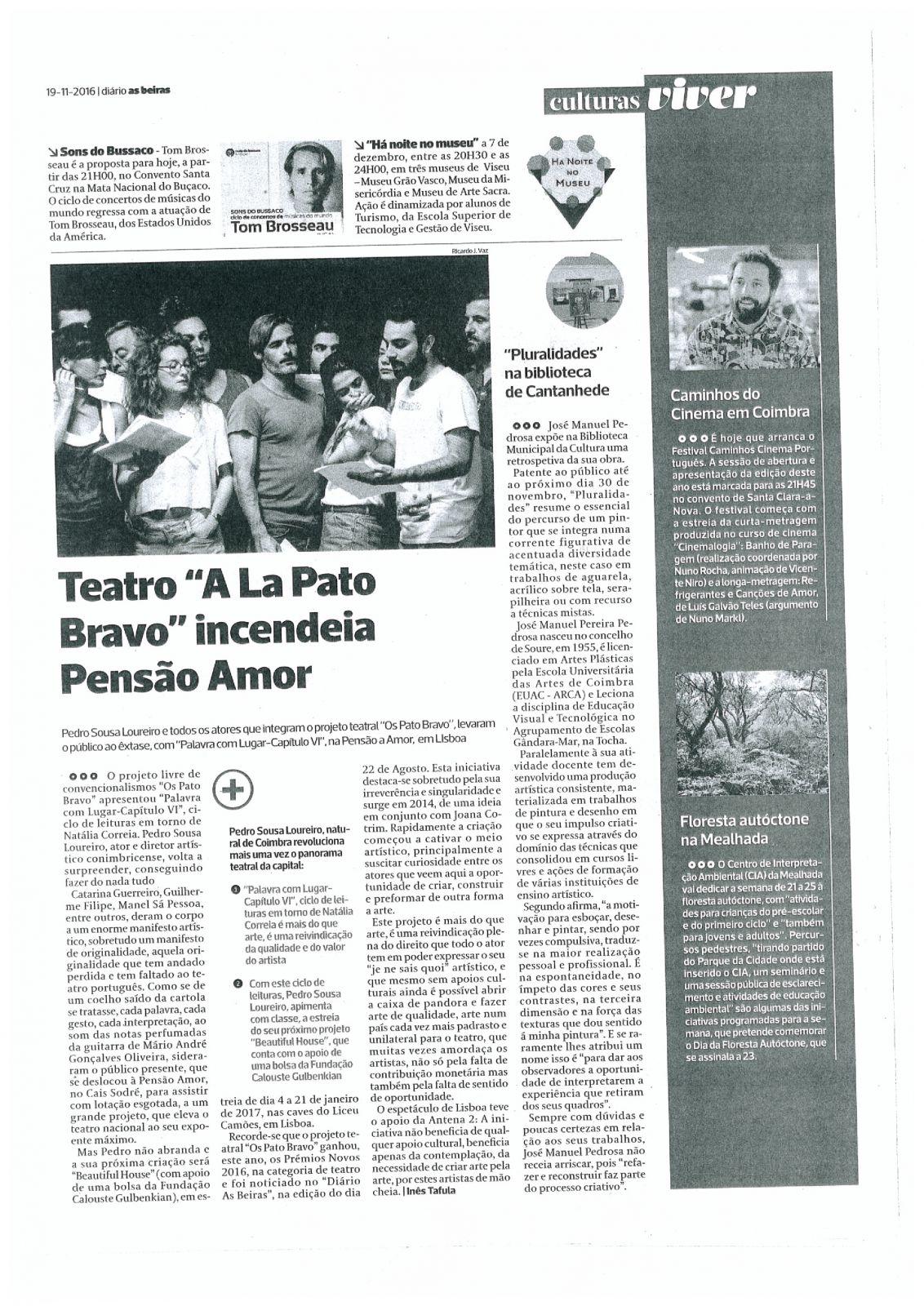 19 - Novembro 2016_Diário_as_Beiras
