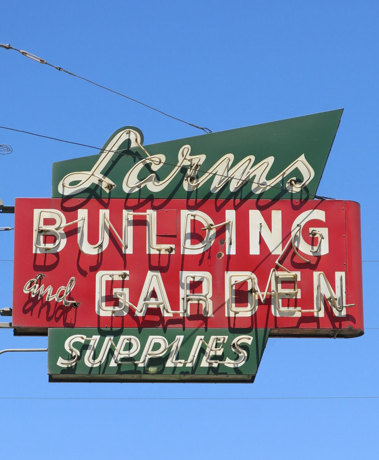 Larm's Building and Garden Supplies - Oakland, Calif.