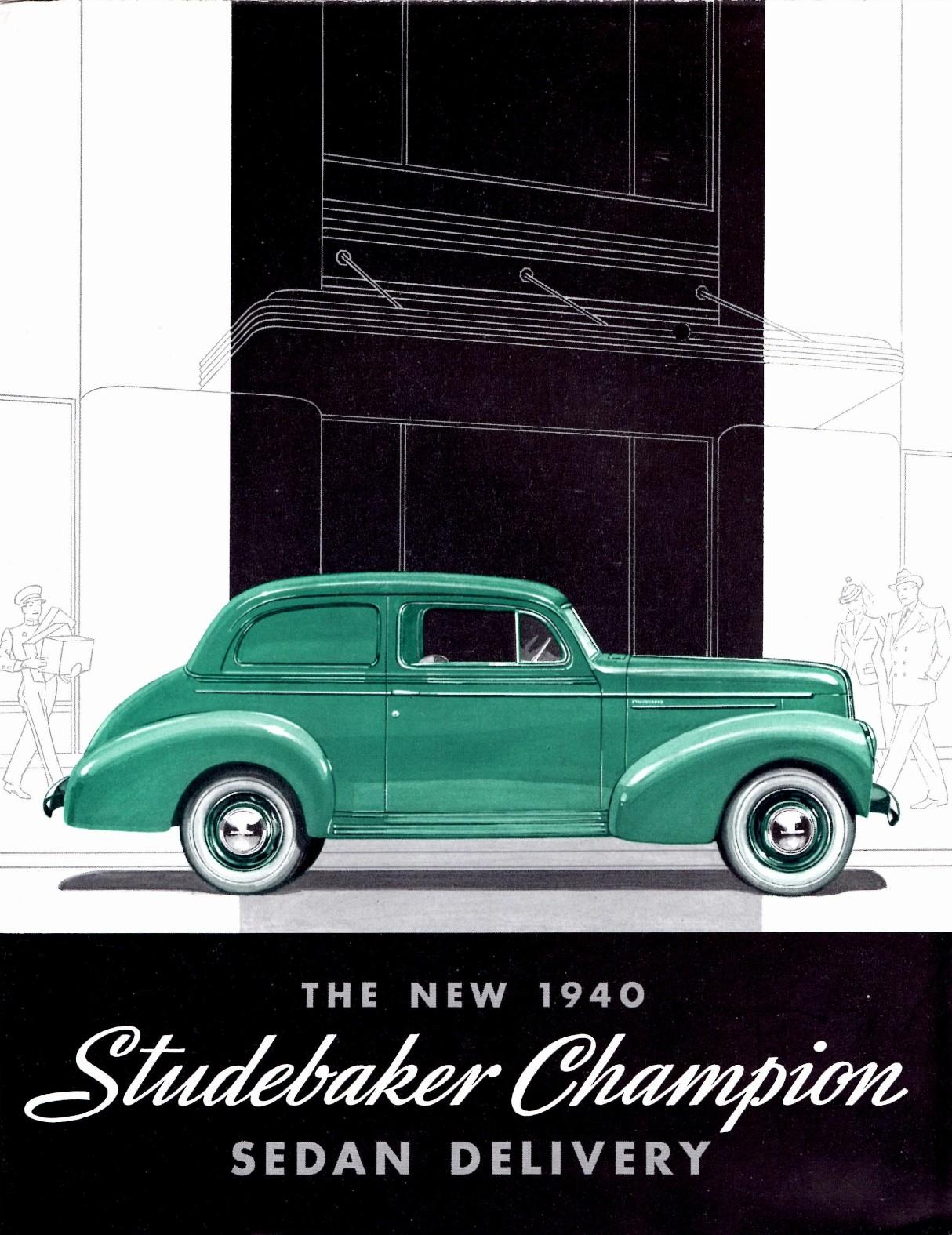 1940 Studebaker Champion Sedan Delivery   Alden Jewell   Flickr
