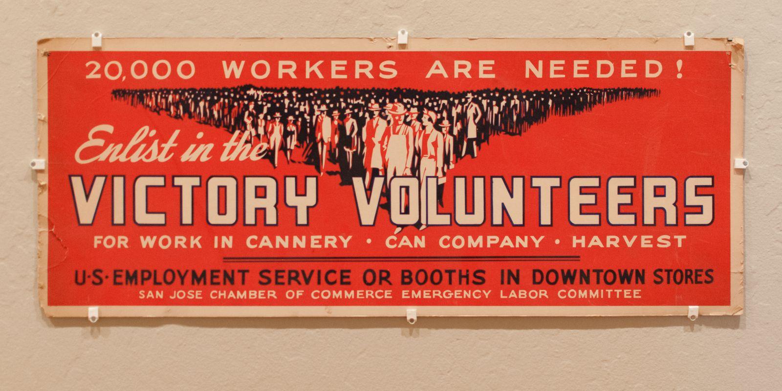 Victory Volunteers by Rey Giese