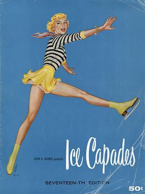 Disneyland Ice Capades - 1957