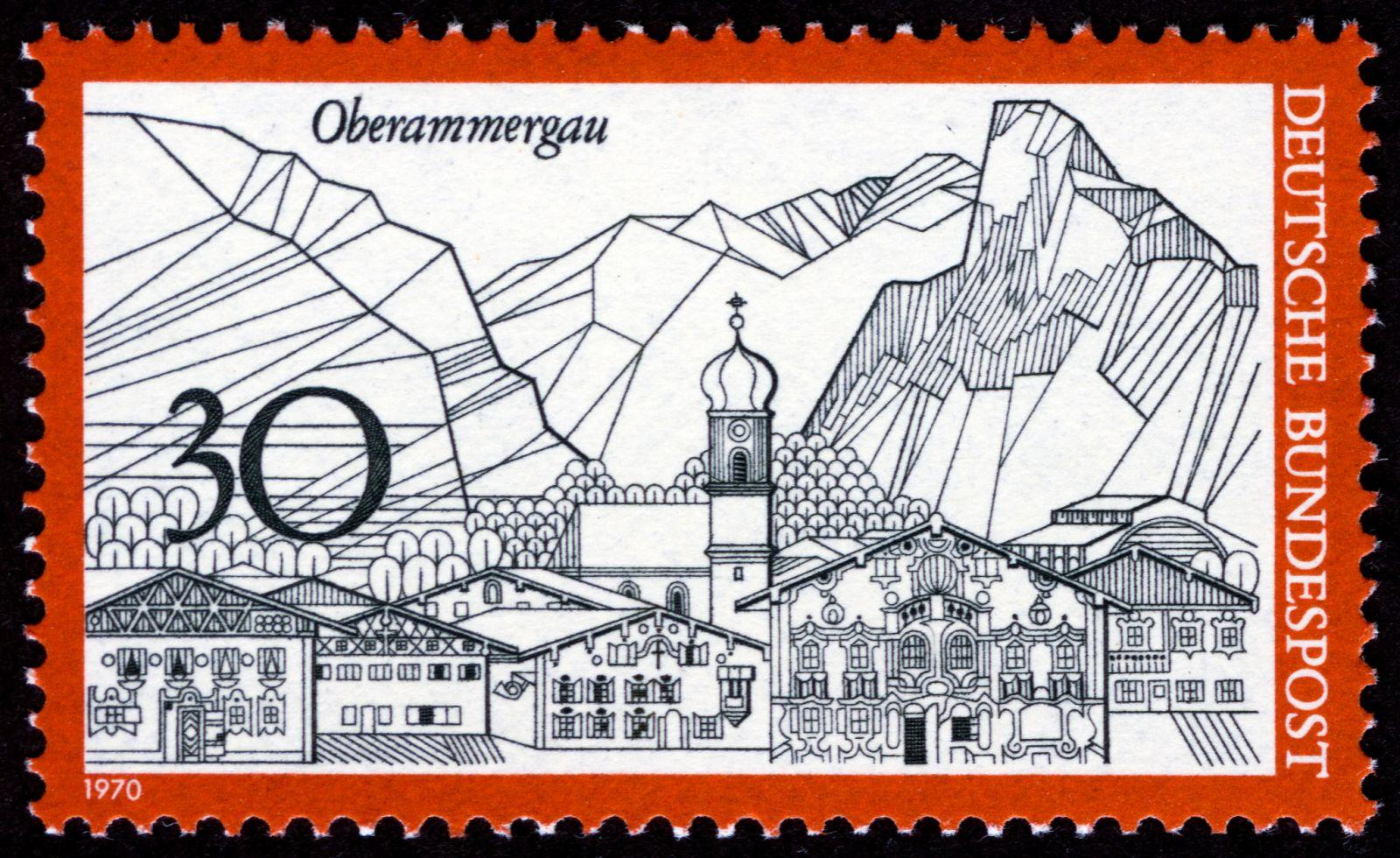 Oberammergau, 1970