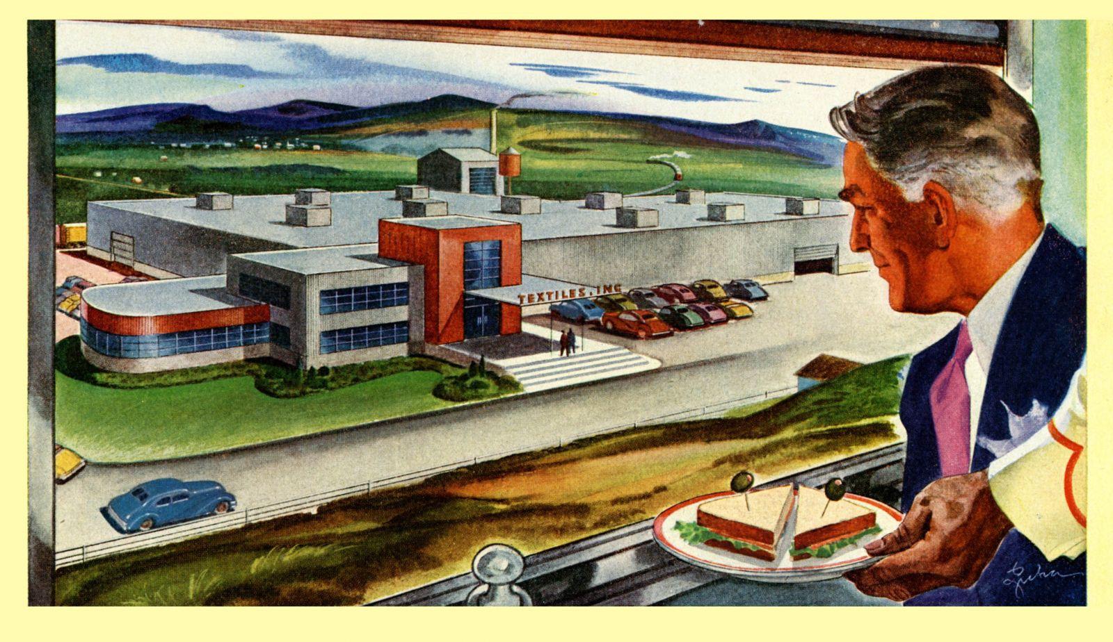 Galbestos for Textiles, Inc.   1947