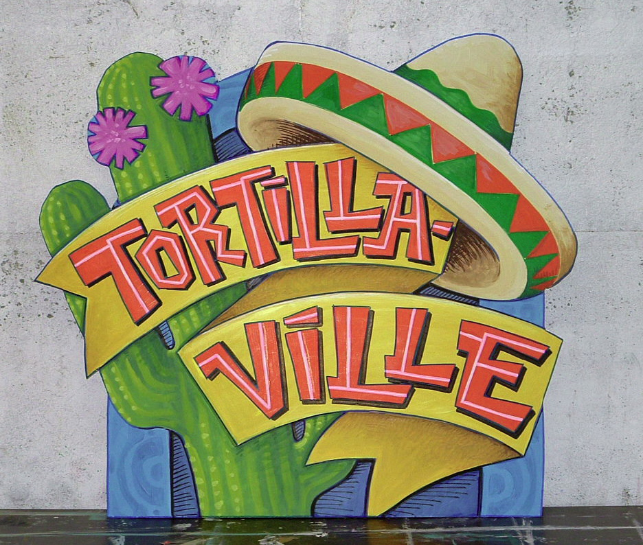 TortillaVille by Diana Anton