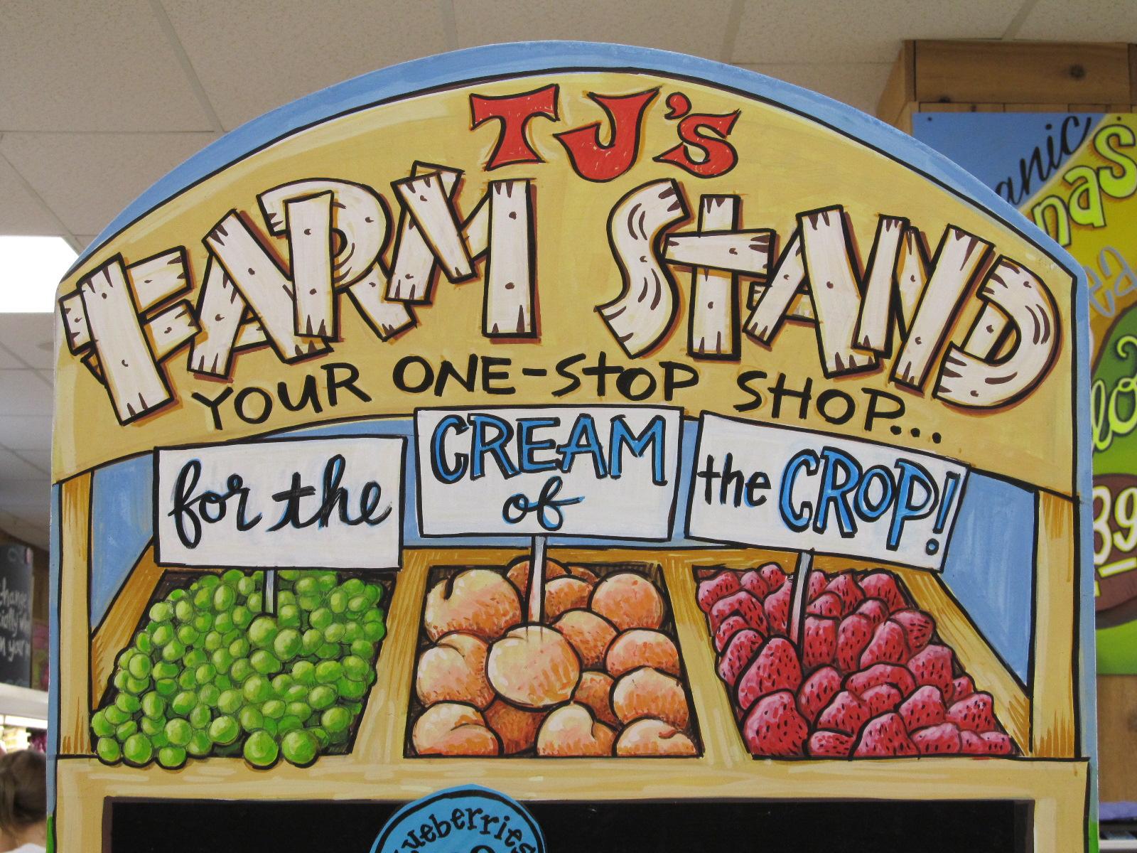Farm Stand by Diana Anton