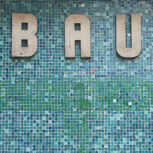 mosaic architectural glass Berlin