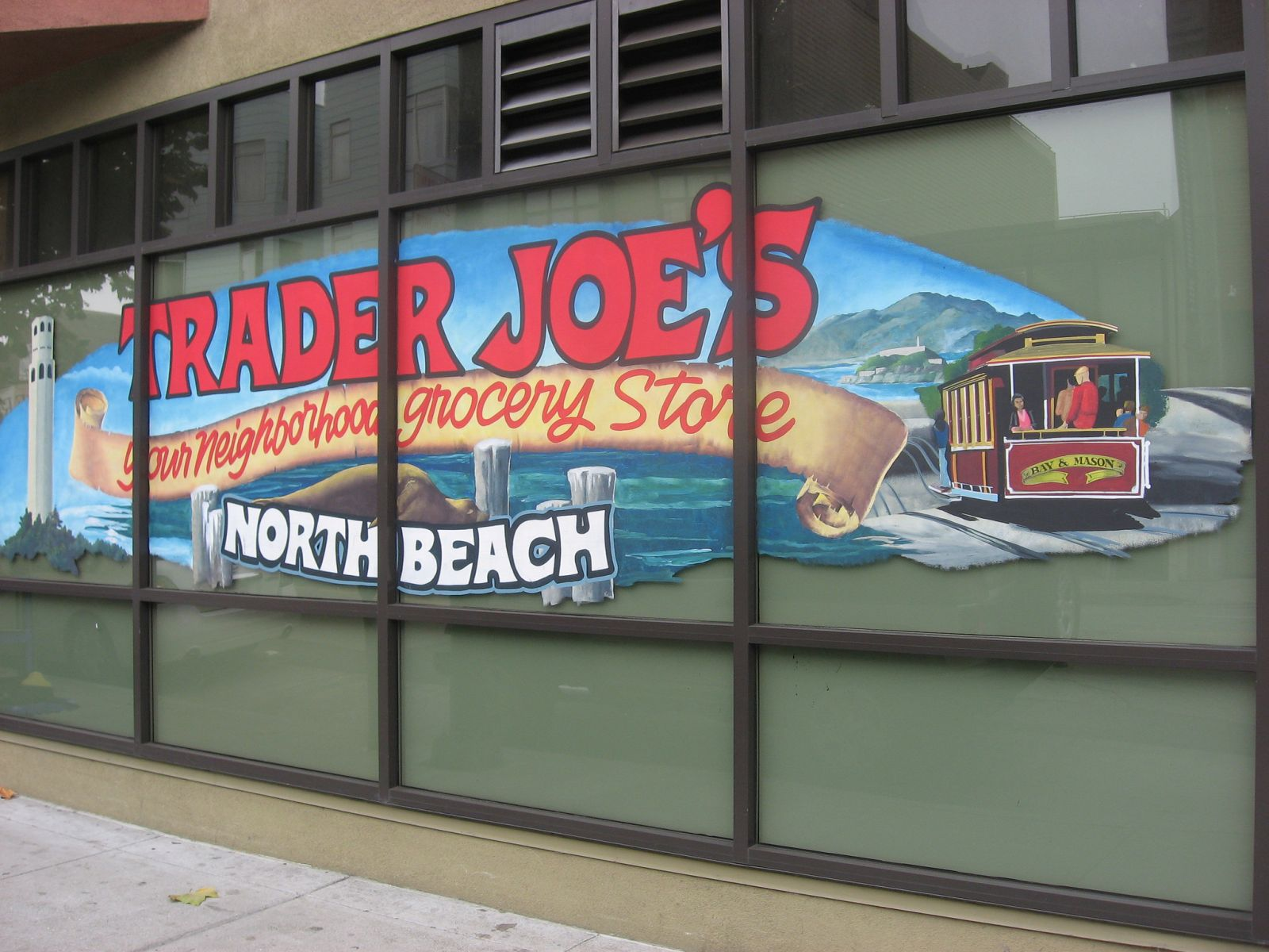 San Francisco Trader Joe's