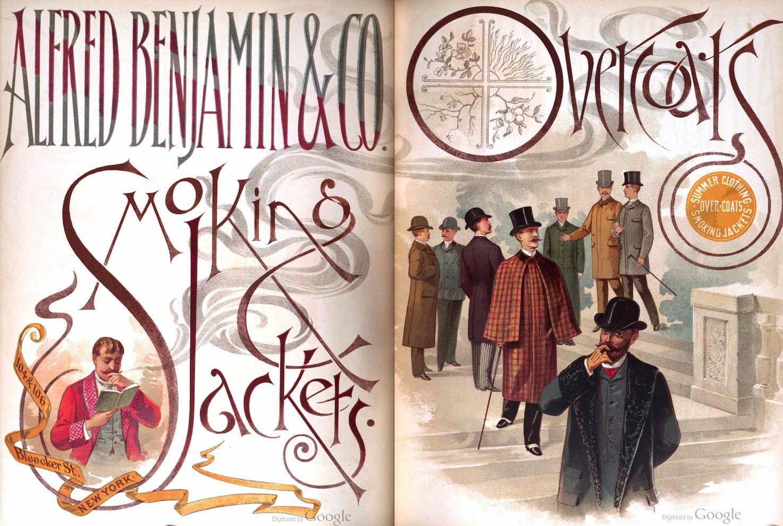 1887 Alfred Benjamin & Co