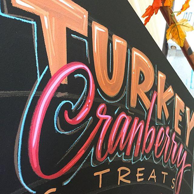 Turkey Cranberry Treats by Paula Nelson