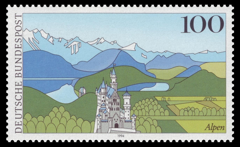 Alpen, 1994