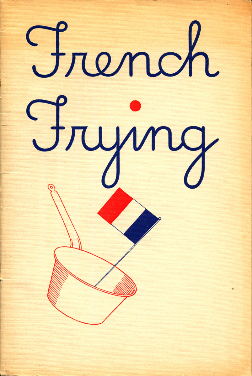 French Frying, circa 1934