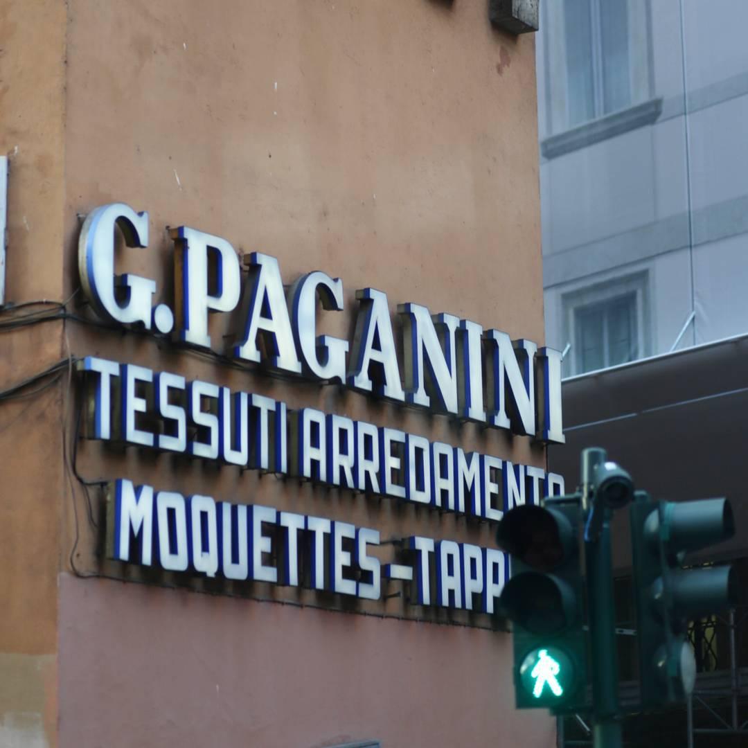 G. Paganini, Rome
