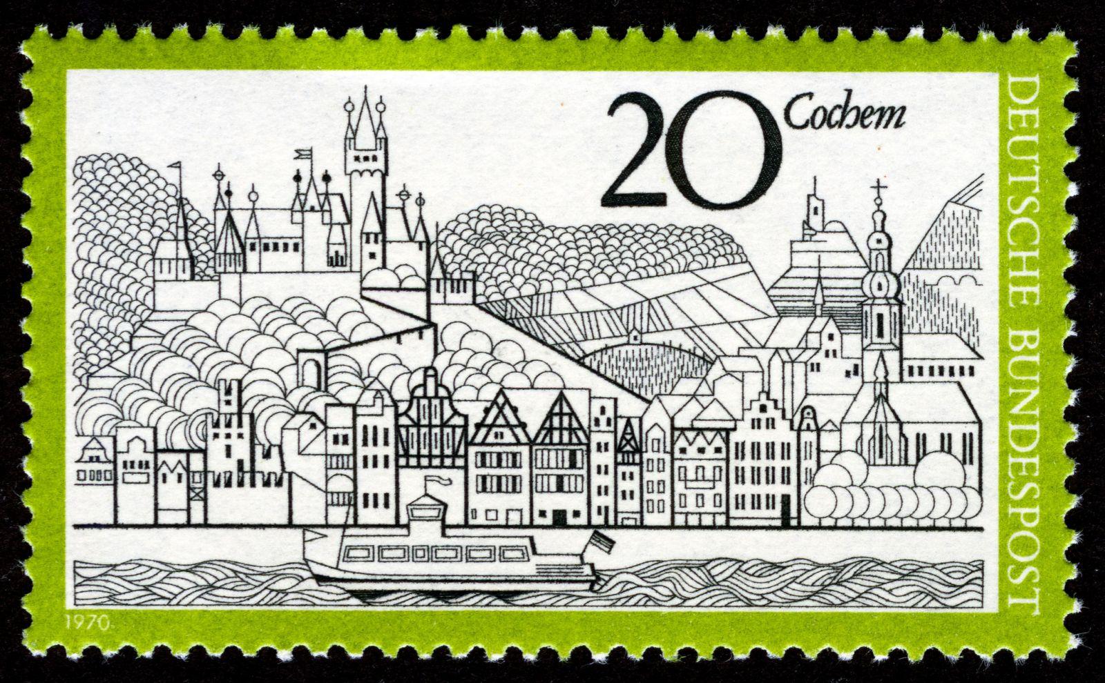 Cochem, 1970