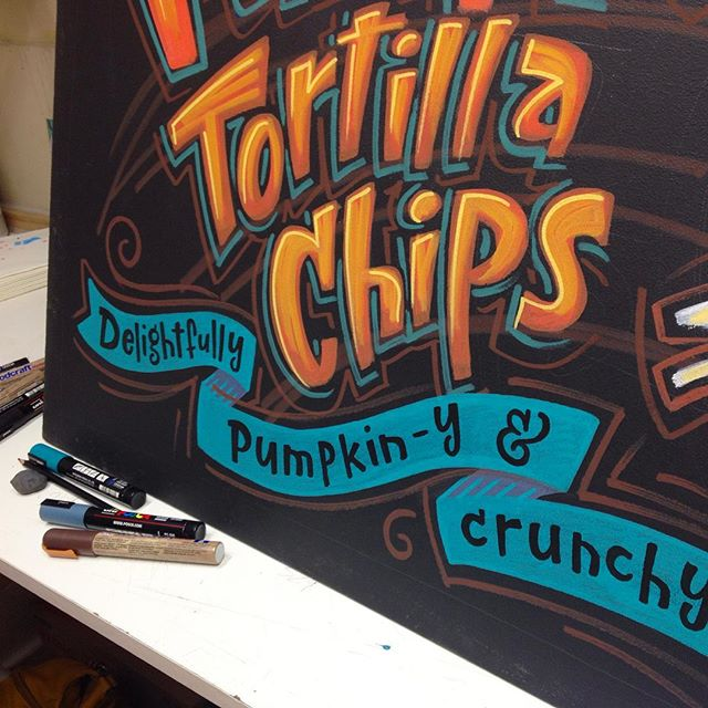 Tortilla Chips by Paula Nelson