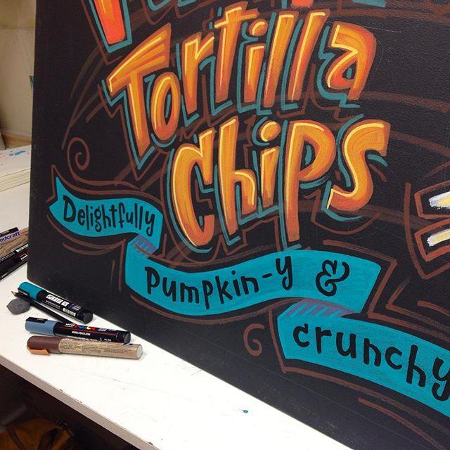 Tortilla Chips by Paula Nelson