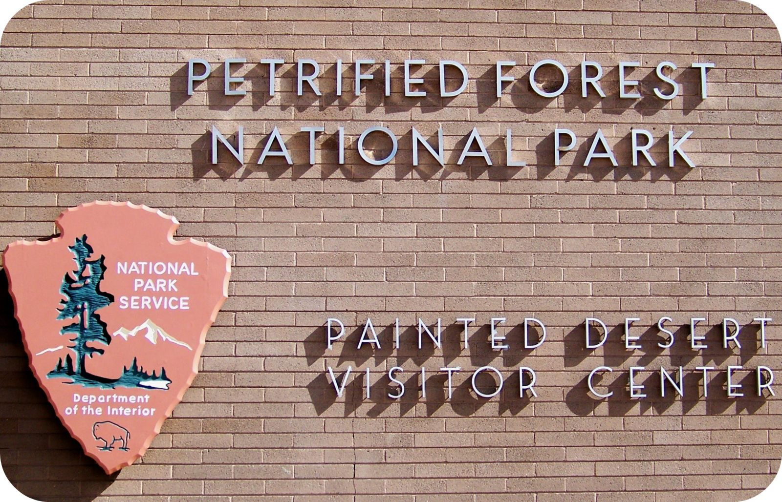 Petrified Forest National Park - Painted Desert Visitor Ce… | Flickr