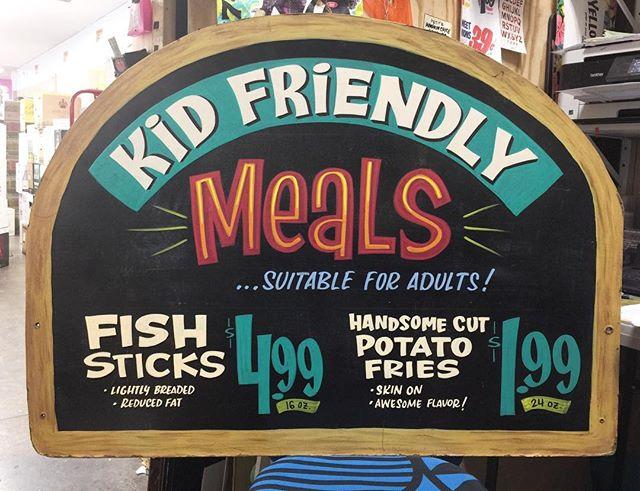 Kid Friendly Meals by ginchygear