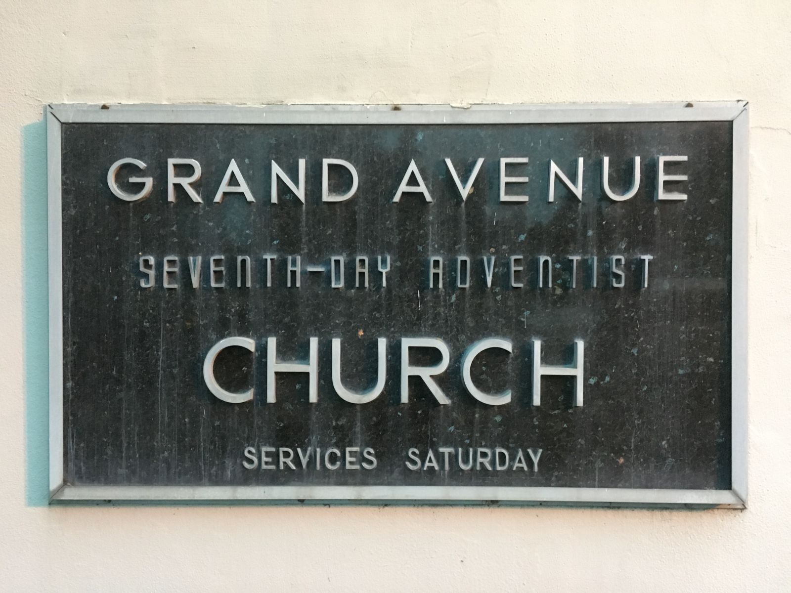 Grand Avenue Seventh-Day Adventist