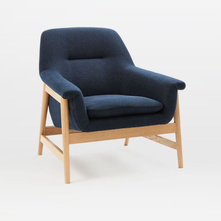 Theo Show Wood Chair   west elm
