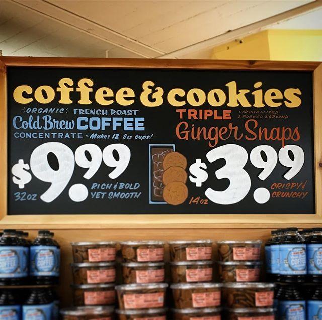 Coffee & Cookies by Sara Morr
