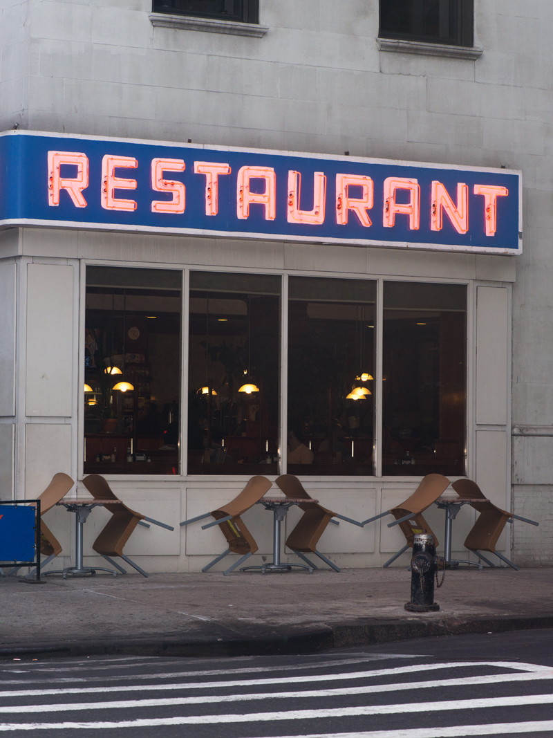 Seinfeld Restaurant
