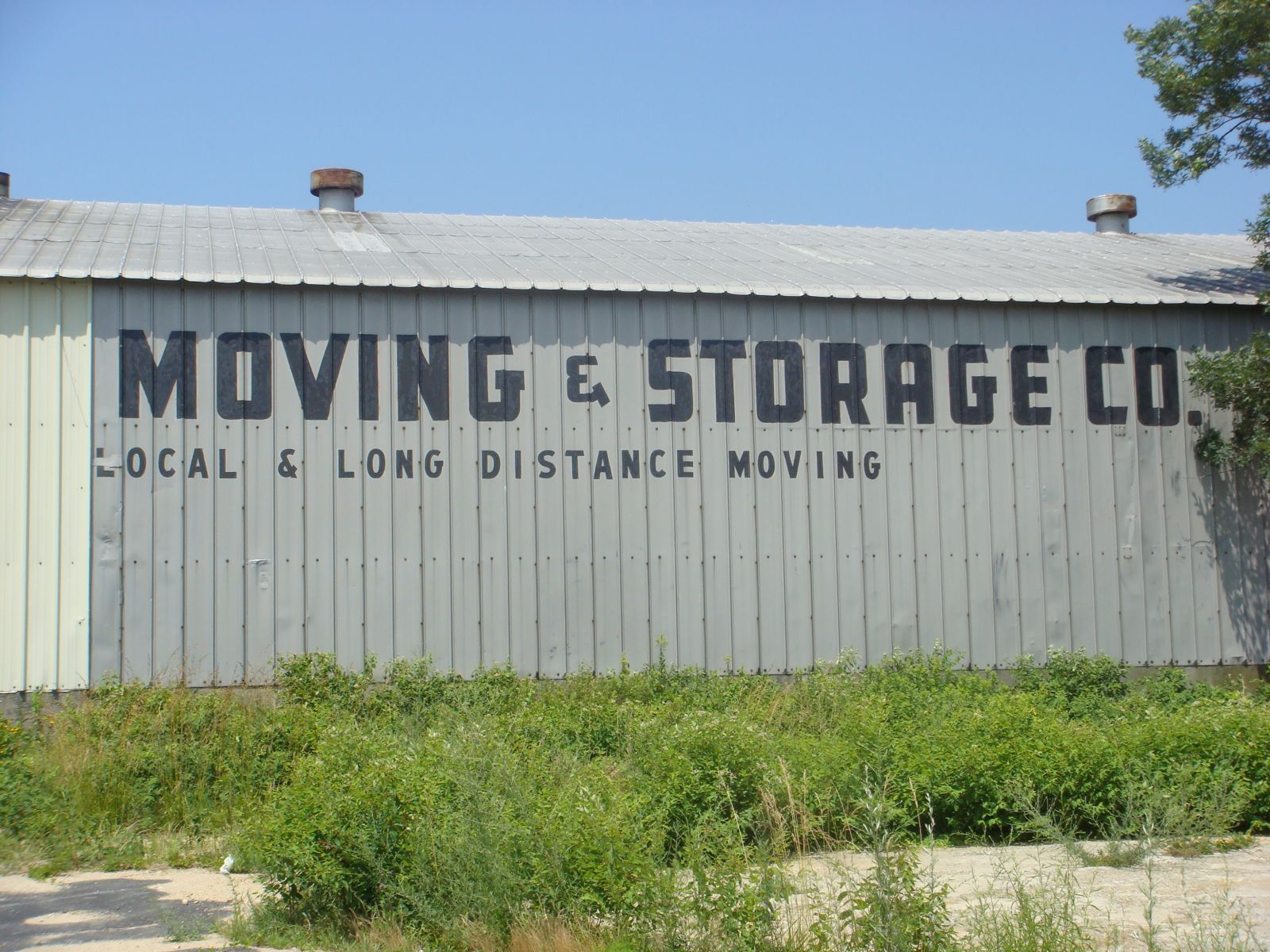 Moving & Storage Co. | Bearses Way, Hyannis | Nick Sherman | Flickr