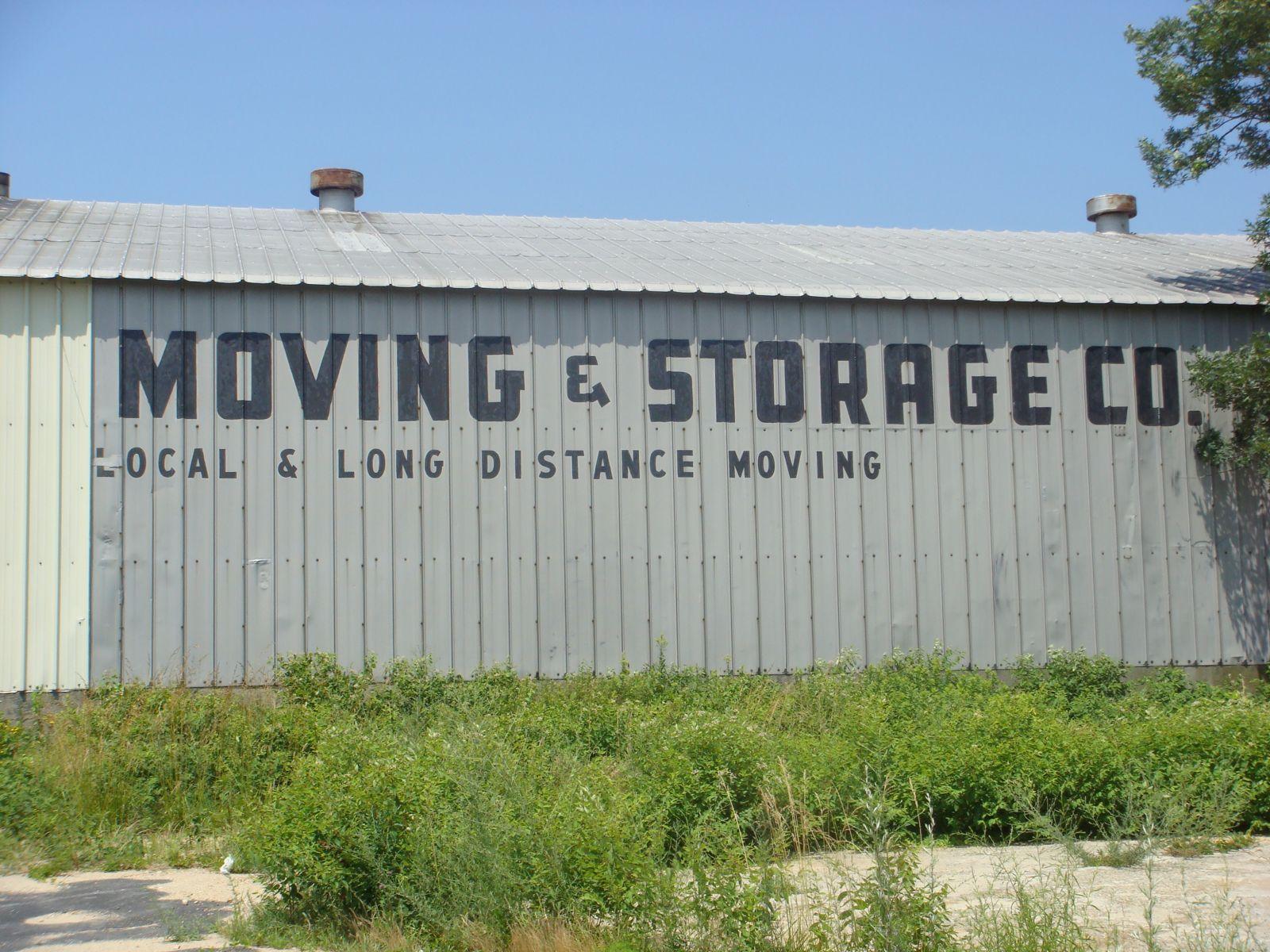Moving & Storage Co. | Bearses Way, Hyannis | Nick Sherman | Flickr