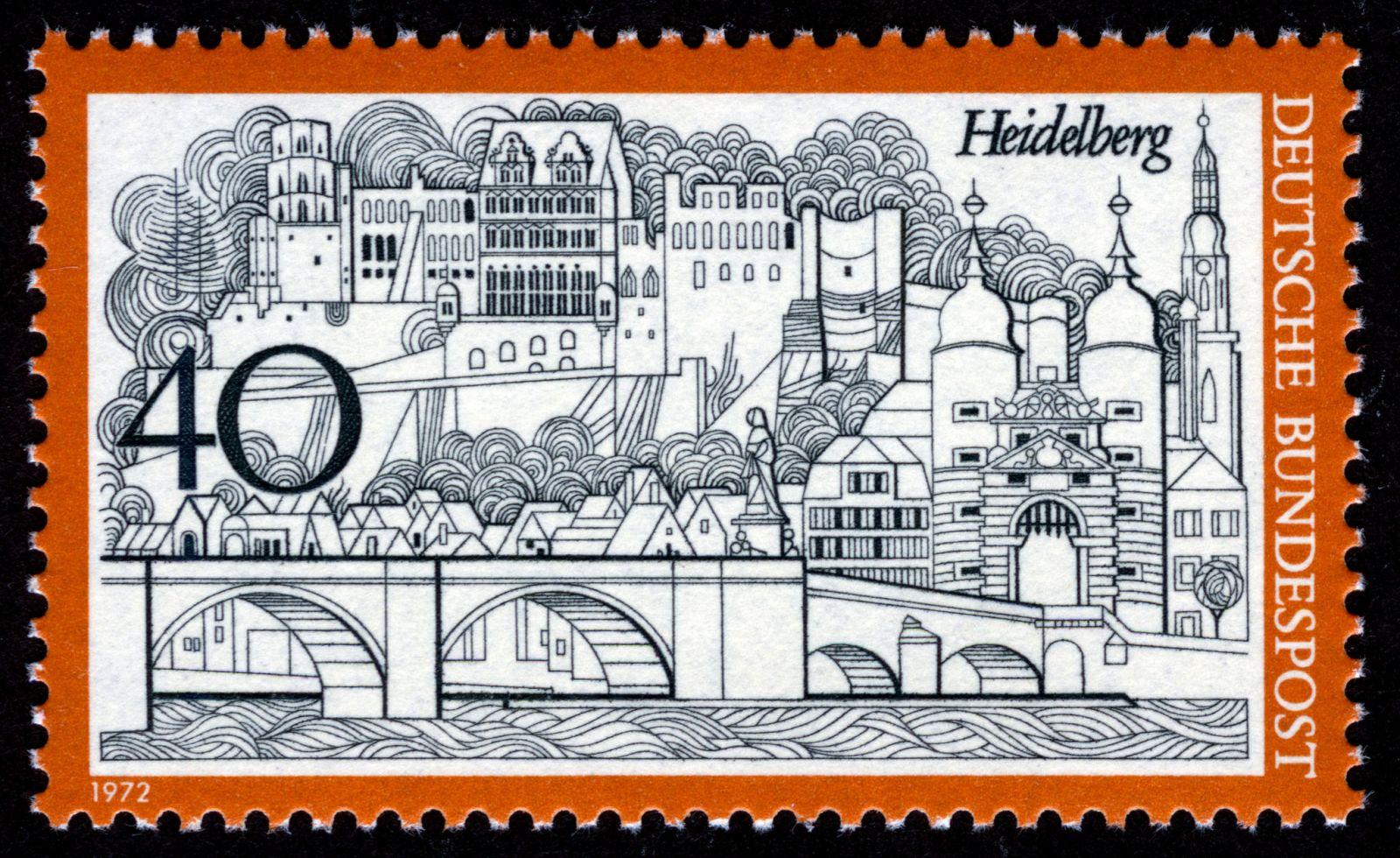 Heidelberg, 1972
