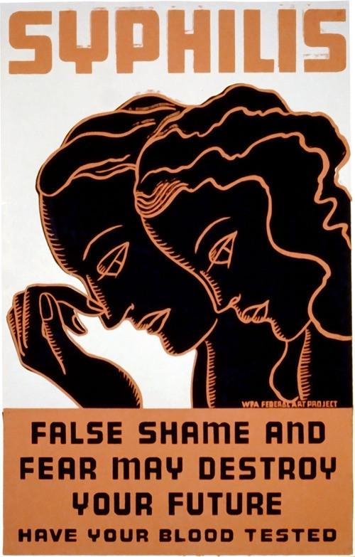 False Shame and Fear May Destroy Your Future – Vintagraph Prints