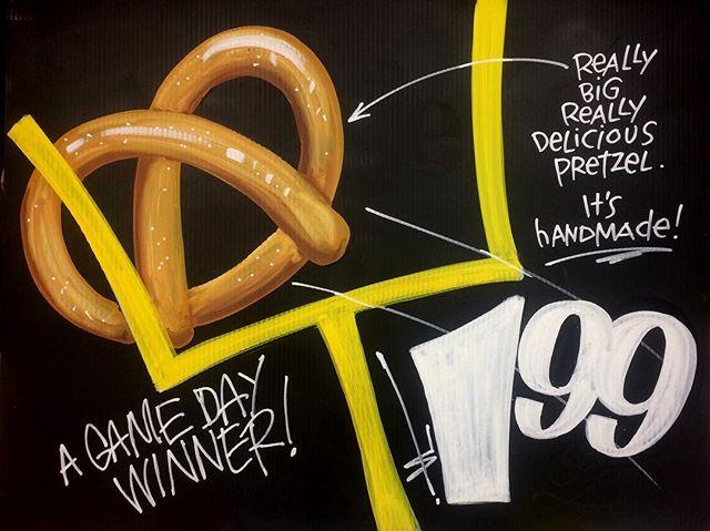 pretzel by ksssigns