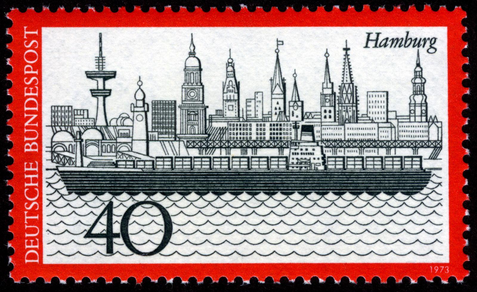 Hamburg, 1973