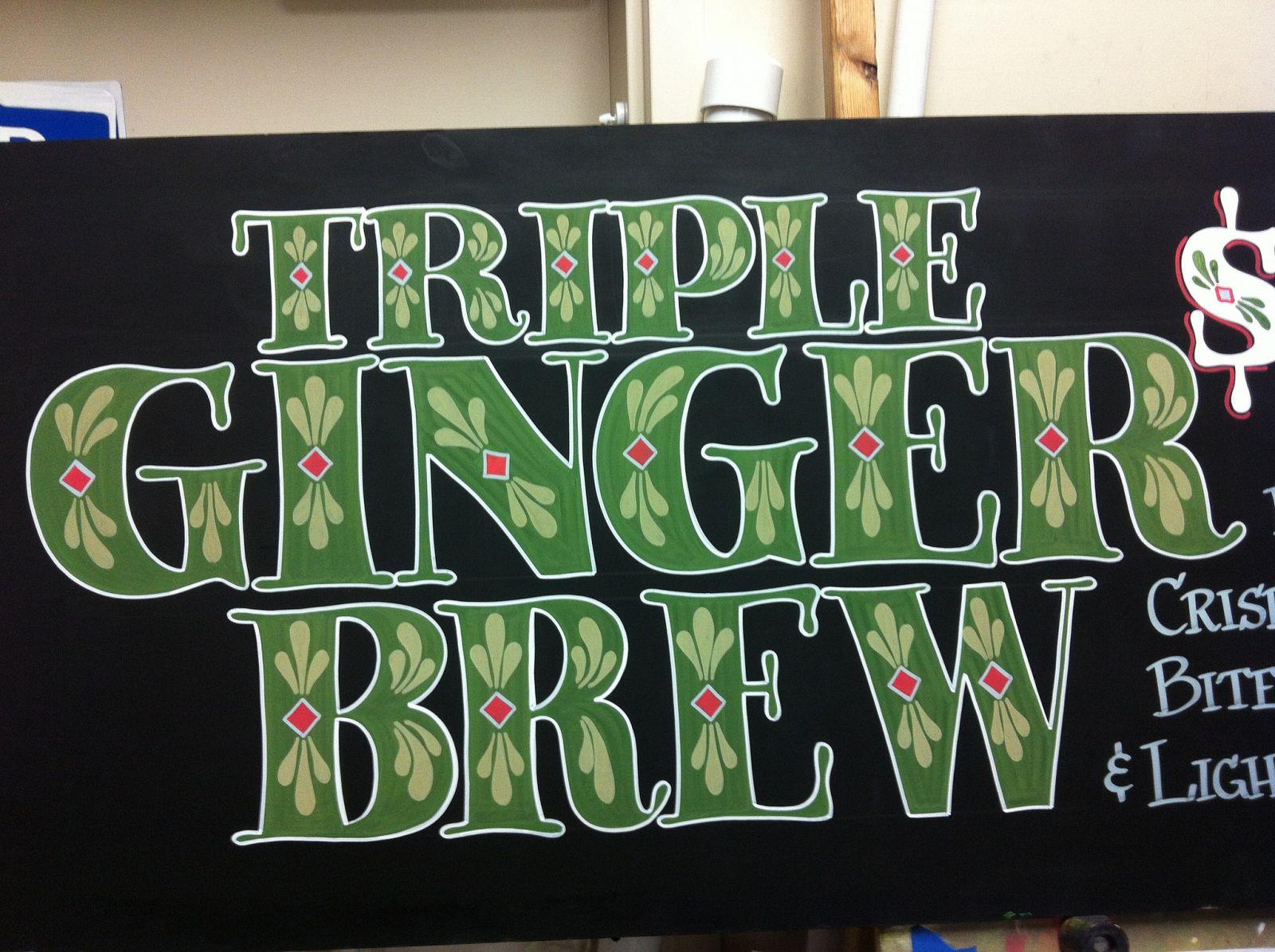 Ginger Brew by Katy Kristin