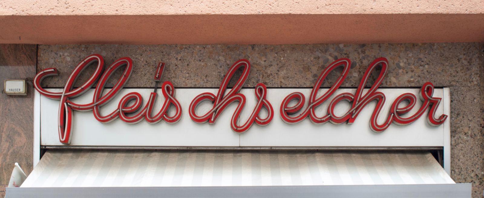 Fleischselcher   butcher