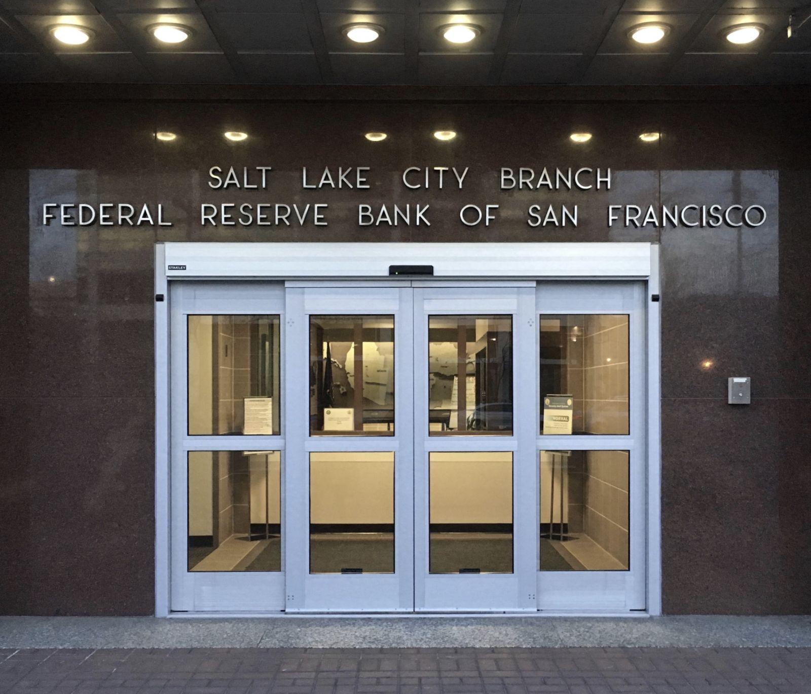 Salt Lake City Branch Federal Reserve Bank of San Francisco | Flickr - Photo Sharing!