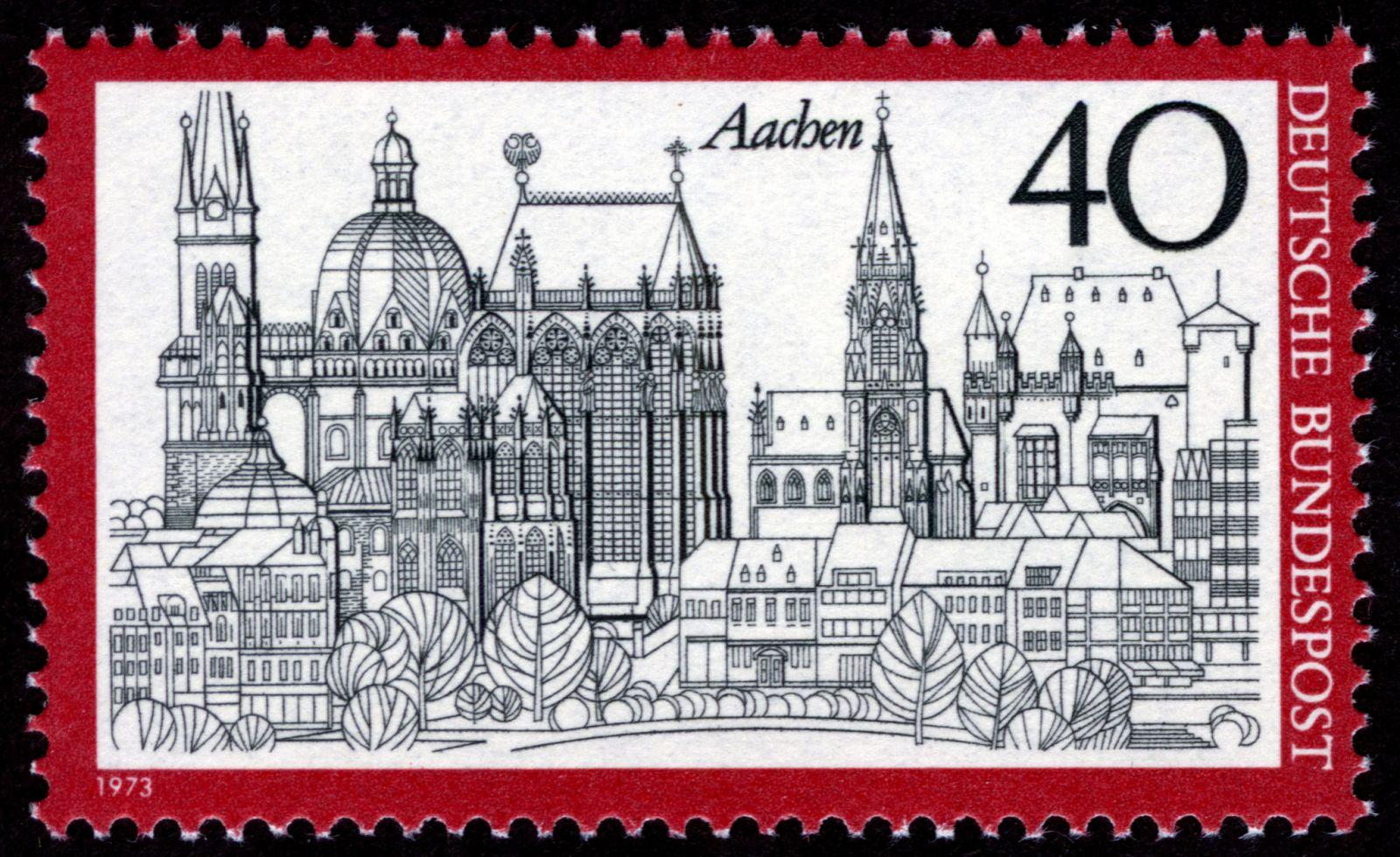 Aachen, 1973
