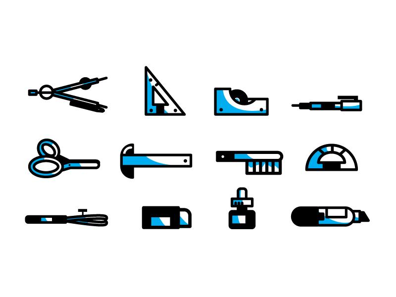 Drafting Icons