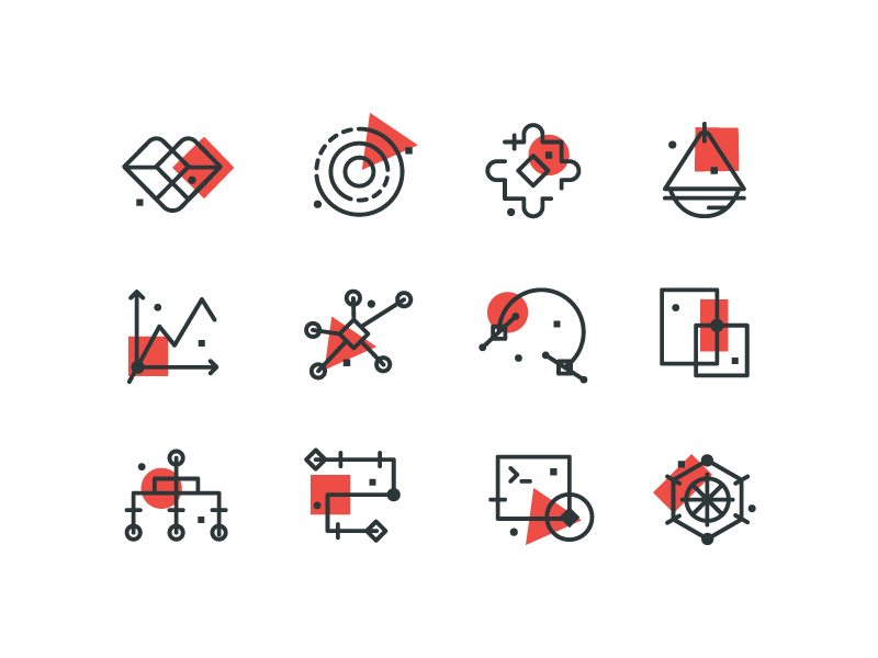Taproot Icons