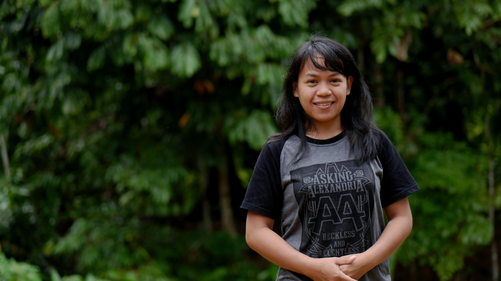 Disrekia, Indonesia (Ecosia)