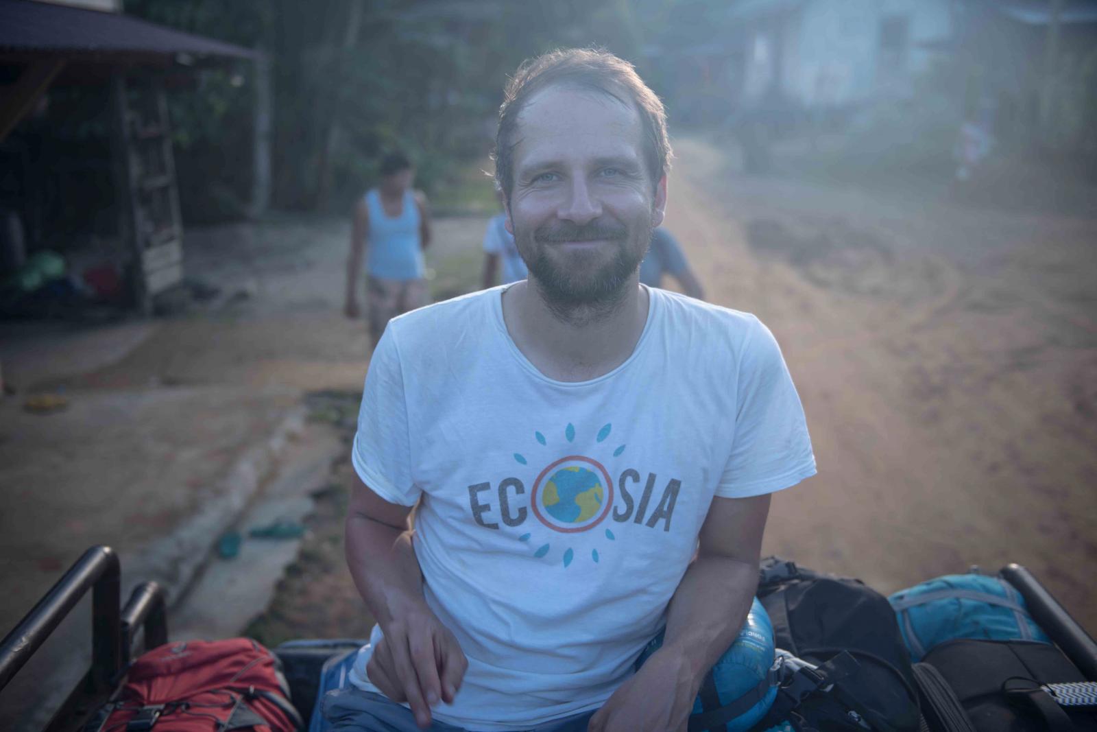 Ecosia's Founder Christian Kroll