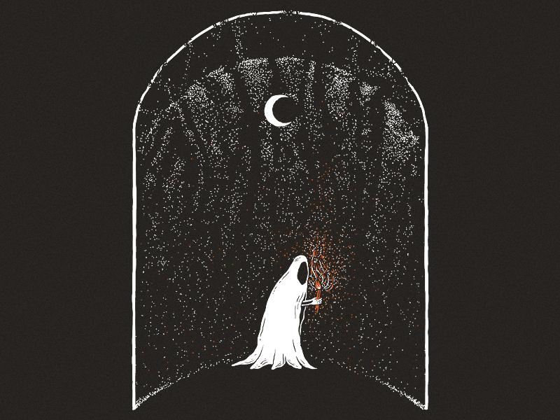Spirit of Halloween by Eric Bryant