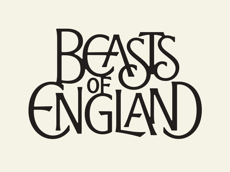 Beasts of England by Simon Walker