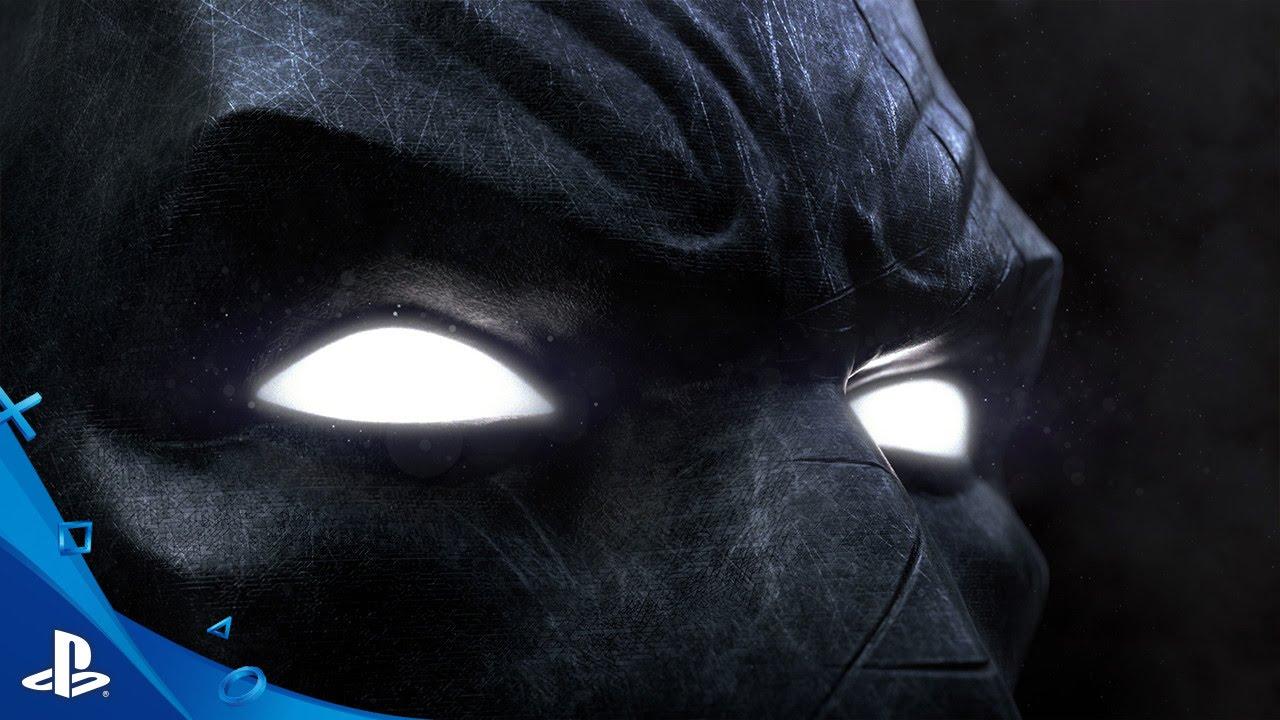 [PS4 VR] Batman: Arkham VR