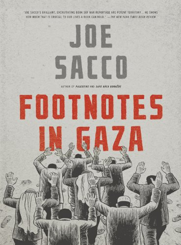 [One shot] Footnotes in Gaza
