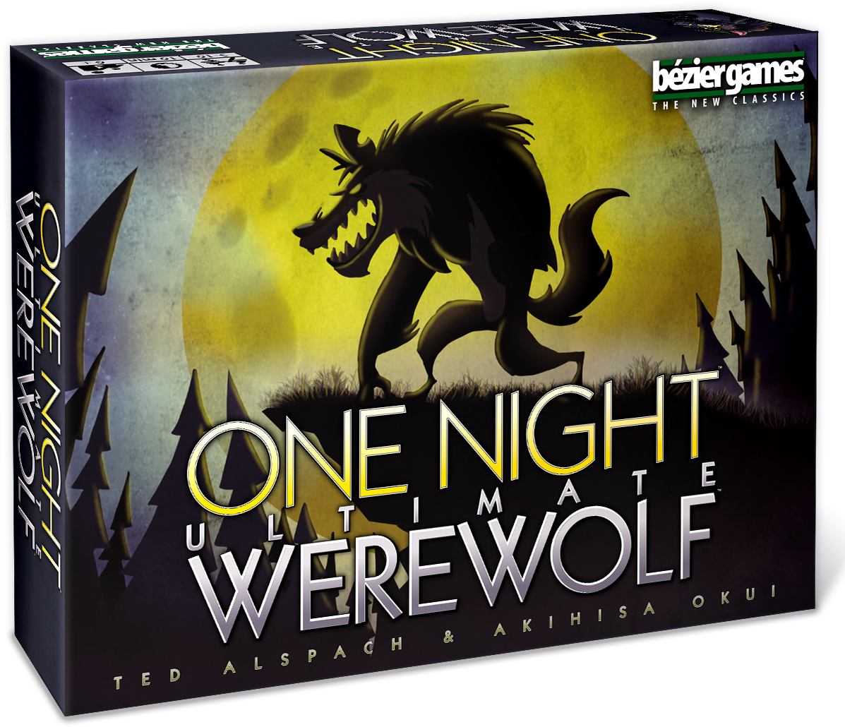 [15 mins] One Night Ultimate Werewolf