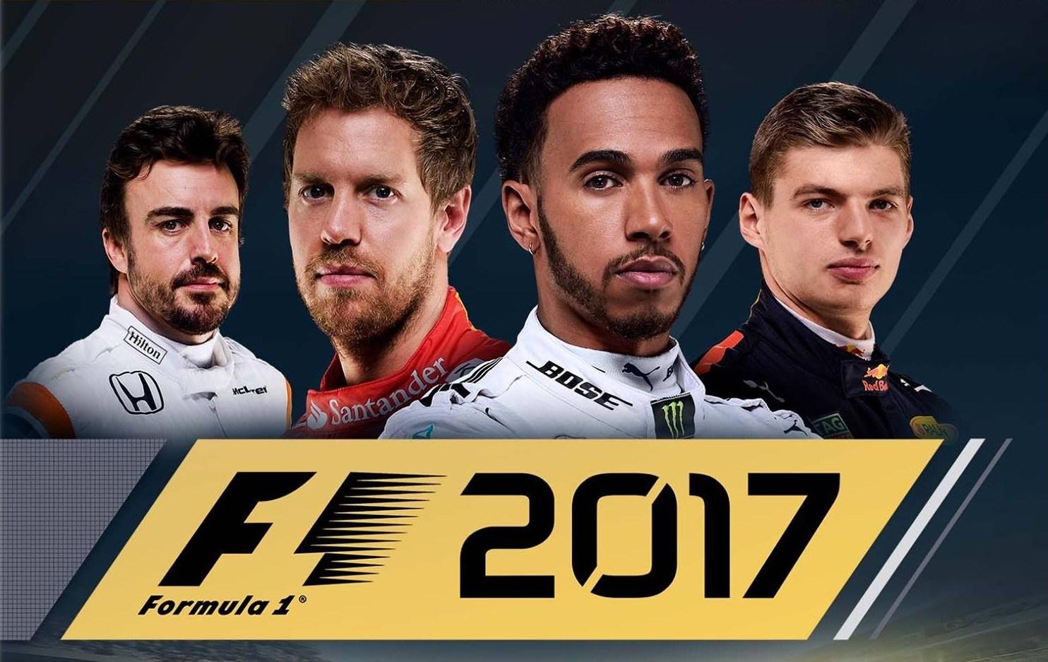 [PS4] F1 2017