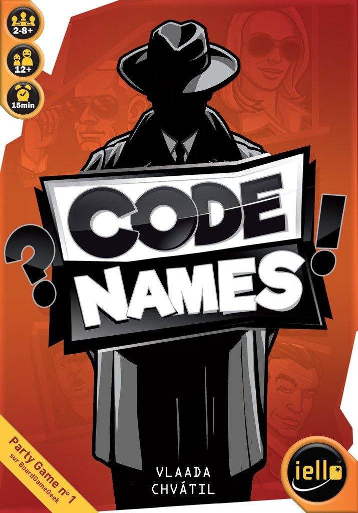 [15 mins] Code Names