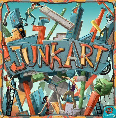 [30 mins] Junk Art