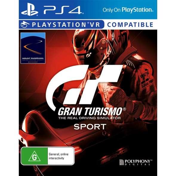 [PS4 VR] Gran Turismo Sport